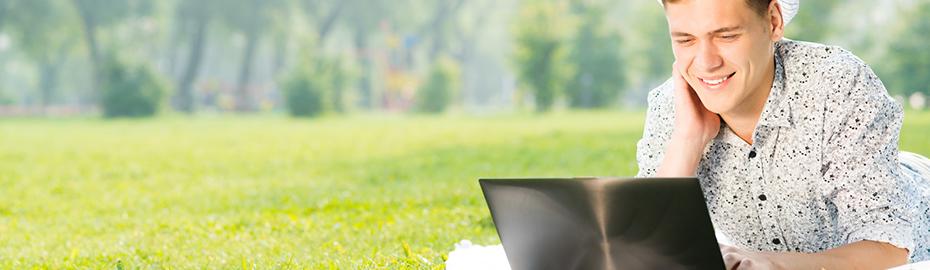 Online-Produktabschluss
