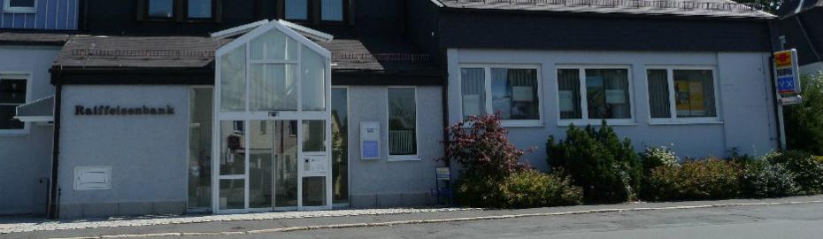 Raiffeisenbank Hochfranken West Eg Geschäftsstelle Zell